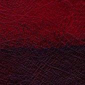 Červená patinovaná